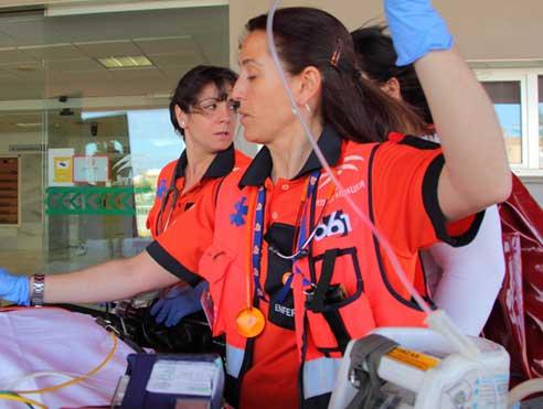 Ciclo Formativo de Grado Medio Técnico en Emergencias Sanitarias